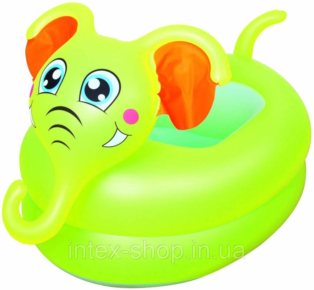 """Детский надувной бассейн """"Слоник"""" BestWay 51125-E"""