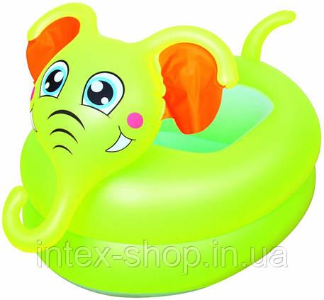 """Детский надувной бассейн """"Слоник"""" BestWay 51125-E, фото 2"""
