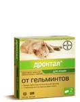 Дронтал для кошек и котят против гельминтов, таб. №24