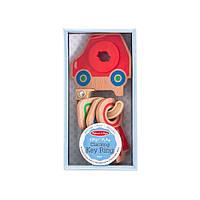 Деревянная игрушка Детские ключики