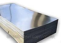 Гладкий лист цинк Украина 1,10*1250