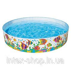 Каркасный бассейн с жесткими бортами Океанский риф Ocean Reef Snapset, 56453