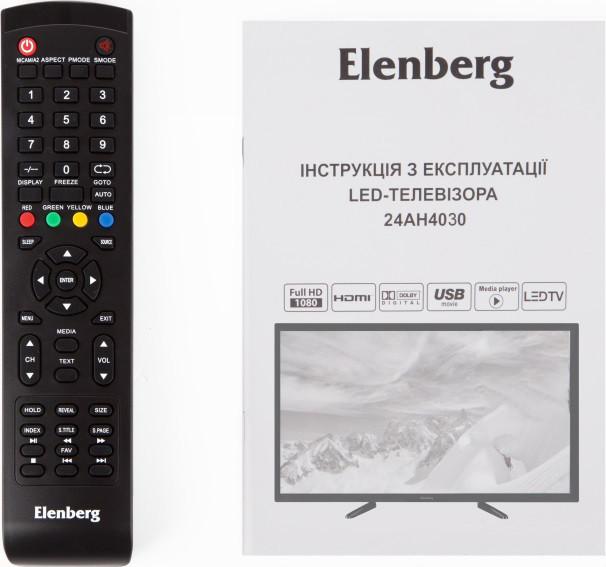 Инструкция по эксплуатации телевизор elenberg