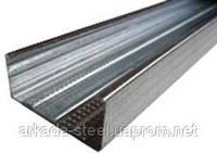 Профиль гипсокартонный СD (СD-60) 3 м.п. - Оцинкованный, толщина 0,65