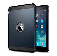 Противоударный чехол Spigen для Apple iPad Mini/Mini 2/Mini 3 - Dark Blue