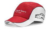 Бейсболка Audi Sport TT Unisex Team Cap White/Red 2015