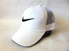 Бейсболка Nike сетка (White)