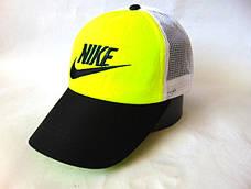 Бейсболка Nike сетка (Yellow)