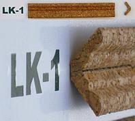 Профиль угловой пробковый, внутренний LК1