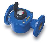 Крыльчатые одноструйные промышленные водосчетчики JS (DN50-100)