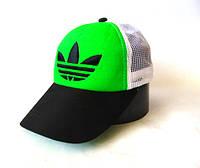 Бейсболка Adidas сетка (Green)