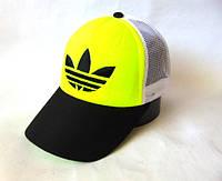 Бейсболка Adidas сетка (Yellow)