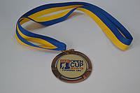Печать на медалях индивидуальная
