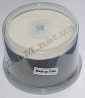 Диск BD-R Traxdata 25 GB 6x Full surafce inkjet printable Cake box 50