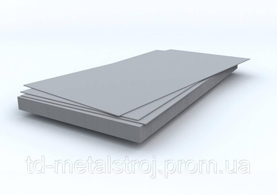 Шифер плоский 10 мм