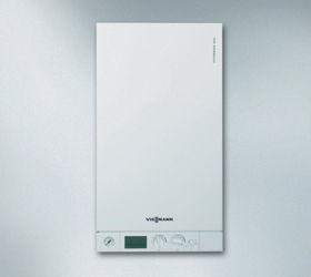 Котел газовый VIESSMANN VITOPEND 100 WH1D23 кВт. (турбо.)