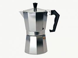 Кофеварка гейзерная из алюминия на 3 чашки Dynasty DYN-200-3