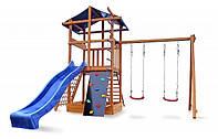 Детский деревянный игровой комплекс Babyland-3