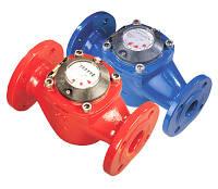 Турбинные водосчетчики (счетчики вольтмана) с вертикальной осью МР, MР130
