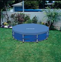 Тент для каркасных и надувных бассейнов Intex 58411 (28031) (366 см. )