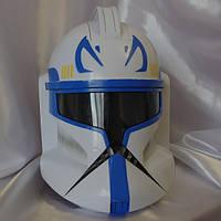 Шлем клона Капитана Рекса со звуковыми эффектами б/у в отличном состоянии, фото 1