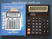 Настольный калькулятор DM-1200 12 разрядный