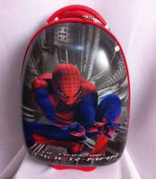 "Детский чемодан 16"" на колесах Spider-Man"