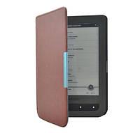 Обложка для электронной книги PocketBook 614/624/626/640 Slim - Brown