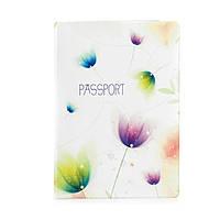 Обложка для паспорта «Тюльпаны», фото 1