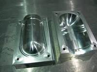 Изготовление матриц из мягких металлов на фрезерном станке с чпу