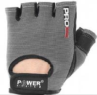 Перчатки для фитнеса PRO GRIP без пальцев