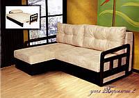 Угловой диван еврокнижка Барселона №2