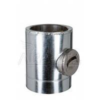 Ревизия дымоходная термо 0,5мм н/оц AISI 304