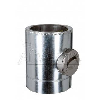 Ревизия дымоходная термо 0,5 мм н/оц AISI 304, фото 2