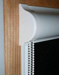 Тканевые ролеты закрытого типа, фото 1
