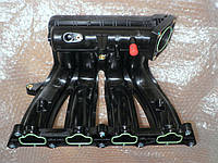 Впускной коллектор Chery A21 оригинал. Коллектор 477F-1008010BA Чери A16, Zaz Forza / A21FL-C. Chery A19, фото 1