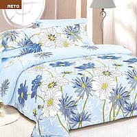 Комплект постельного белья от производителя ранфорс  Лето полуторный
