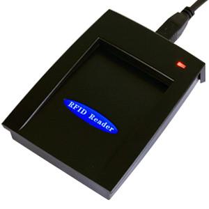 Считыватель для бесконтактных карт диапазона 13,56 МГц (ISO 14443 A, 14443 B, 15693) SL500