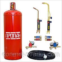 Комплект № 1П для пропано-кислородной резки и пайки