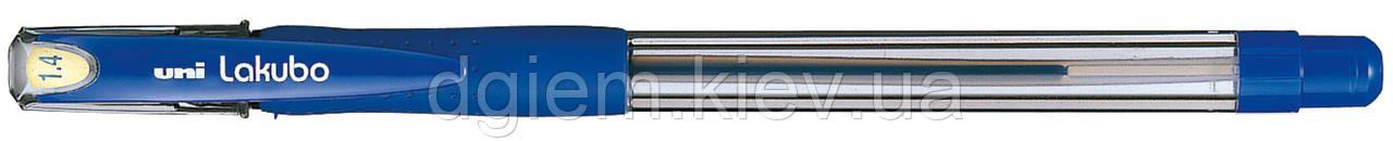 Ручка кулькова UNI LAKUBO broad 1,4 мм
