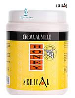 Крем-маска с медом Pettenon Serical 1000мл для сухих волос