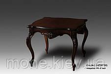 Квадратный журнальный стол в стиле барокко №1, фото 3