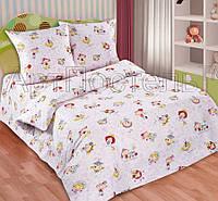 Подростковое постельное белье Ириски, поплин 100%хлопок - полуторный комплект