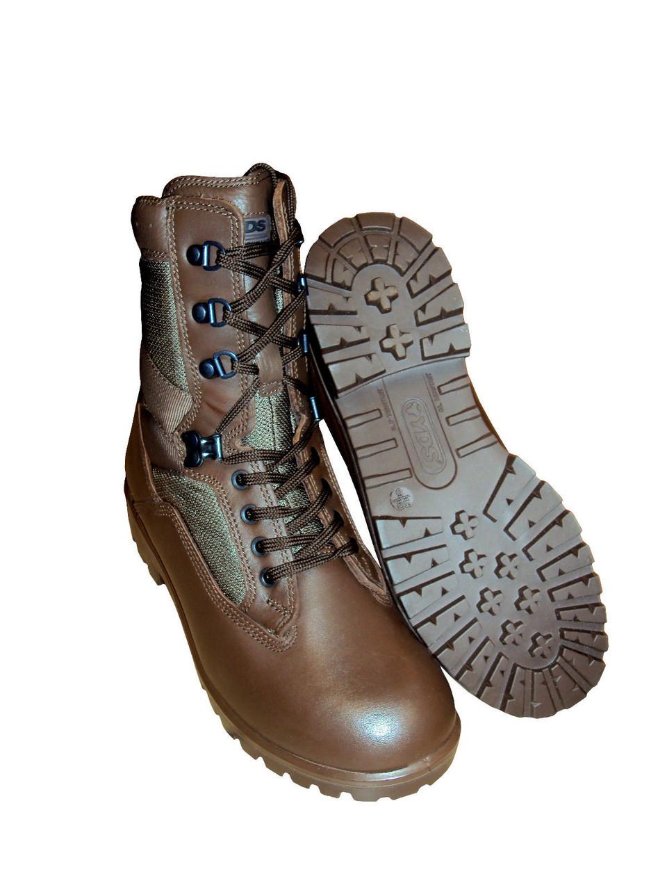Берцы YDS Boots Patrol Mens Brown