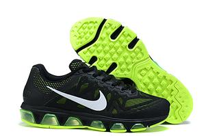 Кроссовки Nike Air Max Tailwind 7 Black Green