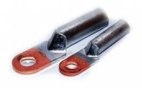 Наконечники медно-алюминиевые 185 мм2 под опрессовку