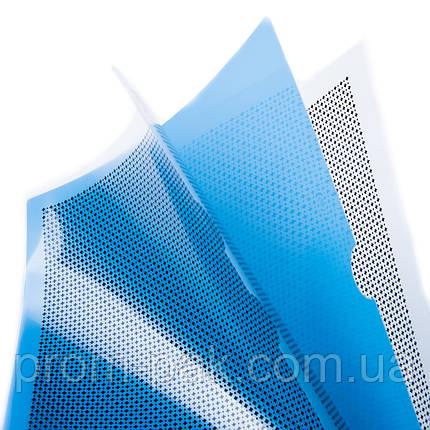 Папка уголок а4 с двумя отделениями Buromax, фото 2