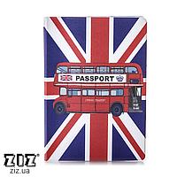 Обложка для паспорта «Британский флаг», фото 1