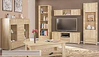 Мебель-Сервис Гресс комод 5Ш дуб самоа  снято с производства