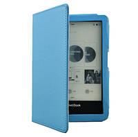 Обложка для электронной книги Pocketbook Ultra 650 Case - Blue, фото 1